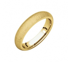 14KT Yellow Gold Comfort Fit Wedding Band
