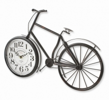 Vintage Bicycle Clock