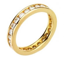 1 1/4 ct tw Round Diamond Eternity Band